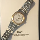 IWC Men's Ingenieur Used Watch