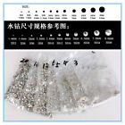 US STOCK Crystal AB Rhinestones Flatback Clear Strass Stones for Nail Art 02