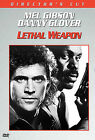 Richard Donner LETHAL WEAPON Director's Cut LIKE NEW DVD Played ONCE