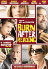 Coen Brothers BURN AFTER READING George Clooney NM DVD Played Only Once
