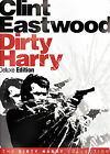 Don Siegel DIRTY HARRY Deluxe Edition Clint Eastwood NM DVD PLAYED ONLY ONCE