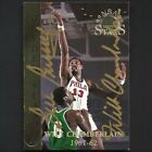Bill Russell Wilt Chamberlain Autograph Signed Score Board Auto w SB Stamp