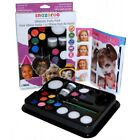 Ultimate Party Pack Kit Snazaroo Face  Body Paint Festival Birthday Party