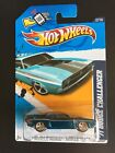 2012 Hot Wheels Super Treasure Hunt Muscle 71 Dodge Challenger W Protector