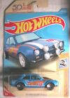 2018 HOT WHEELS NEW Q CASE 325 70 FORD ESCORT RS 1600 BLUE