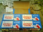1987 topps 500CT BOX JUST FROM VENDING 5 BOXES 2500 CARDS W BONDS RC BO RC