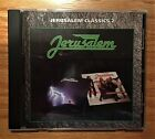 Jerusalem - Classics 2 Warrior & Can't Stop Us Now (Rare & OOP) 1996 CCM Rock