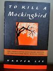 To Kill a Mockingbird by Harper Lee 1995 Hardcover Anniversary Signed