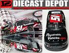 JEREMY CLEMENTS 2017 REPAIRABLEVEHICLESCOM WISCONSIN WIN RACED VERSION 1 24 ACT