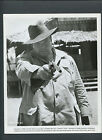 ORSON WELLES AIMS A PISTOL 1969 THE SOUTHERN STAR AFRICAN DIAMOND ADVENTURE