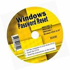 Windows Password Reset Disk Recovery Premium DVD USB Drive for Removing Your