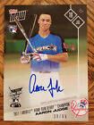 2017 Topps Now Aaron Judge #346A On Card Autograph 38 99 RC Auto HR Derby Winner