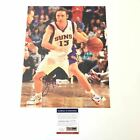 Steve Nash Rookie Cards and Autographed Memorabilia Guide 39
