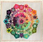Tula Nova Quilt Pattern and Paper Piece Pack Complete Set Tula Pink English