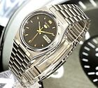 Superb! Rare Vintage Japan Made Seiko 5 Automatic Day Date 17 Jewels Men's Watch