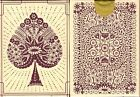 Papercuts Intricate Hand Cut Playing Cards Poker Size Deck USPCC Custom Limited
