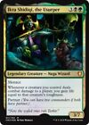 [1x] Ikra Shidiqi, the Usurper - Foil [x1] Commander Anthology II Near Mint, Eng