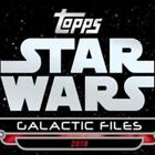 2018 Topps Star Wars Galactic Files Trading Cards 26