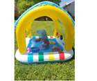 Large Pool Inflatable for Baby Kids Kiddie Swimming Sturdy Heavy Duty Backyard