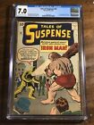 Tales of Suspense #40 CGC 7.0 1963 2nd Iron Man after #39 Avengers