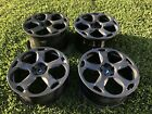 SET OF 4 DARK TITANIUM 19 LAMBORGHINI GALLARDO OEM FACTORY WHEELS CASSIOPEIA