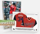 2018 Topps Now MLB Players Weekend Baseball Cards - Jersey Relics 20