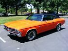 1969 Chevrolet Chevelle SS 396 1969 Chevrolet Chevelle SS 396, Muncie 4 Speed...Upfitted to a 454 V 8/ 450 HP