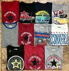 Boys Youth Converse All Star Chuck Taylor T Shirt
