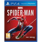 Spider-man PS4 (RUS/ENG/POL/ARA) PlayStaiton 4 Brand New and sealed