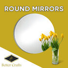BETTER CRAFTS Round Glass MirrorsChoose the Specific size and pack quantity