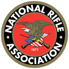 Nra National Rifle Association Gun Rights 2nd Amendment Vinyl Sticker Decal Usa