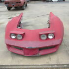 1980 1981 1982 CORVETTE C3 FRONT CLIP CAP ASSEMBLY WITH HOOD AND HEADLIGHTS