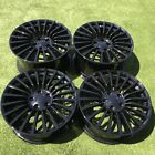 20 ASTON MARTIN RAPIDE WHEELS RIMS OEM FACTORY GENUINE DB9 VANTAGE BLACK DB11