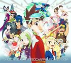 New SHOOTING STAR Ryuusei no ROCKMAN Mega Man Star Force SOUND BOX CD Japan