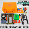 A-80S Automatic Optical Fiber Fusion Splicer Night Operation 9