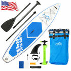 KS SP1009 12 Adult Surfboard Inflatable Stand Up Paddle Surfing Board SUP White