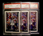 SHAQUILLE O'NEAL 1992-93 Topps GOLD #362 (RC) PSA 9 LOT OF THREE (3) CARDS