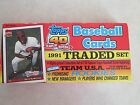 Topps 1991 Traded Set Made in Ireland 40 Years of Baseball- Card Set