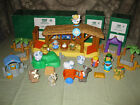 Lot of 2011 Catalog Fisher Price Little People Nativity Wise Men