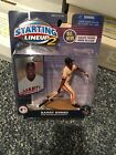 2001 Barry Bonds Starting Lineup SLU 2 With Card Mint SF Giants
