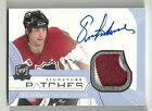 2011-12 Upper Deck The Cup Signature Patches Auto ERIC LINDROS Serial #13 of 35
