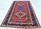SEMI ANTIQUE Vintage Persian KARGHAI 5'X10' Handknotted100% wool pile SL143