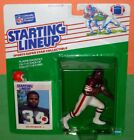 1988 KEVIN MACK Cleveland Browns Rookie EX/NM - FREE s/h - #34 Starting Lineup