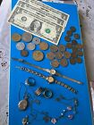 Costume Jewelry Watches Earthlings 925 Vintage