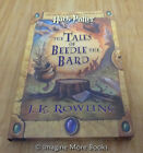 The Tales of Beedle the Bard by JK Rowling Harry Potter Hardcover
