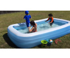 Lounge Inflatable Swimming Pool Floaties for Kids Kiddie Adult Family Sturdy