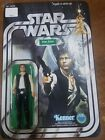 Vintage Star Wars Small Head Han Solo Recarded