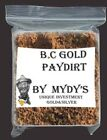 1 Lbs Gold Paydirt Unsearched and 100% Added GOLD! Panning Nuggets (#BV654)