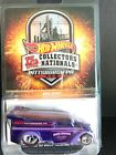 2017 Hot Wheels 17th Collectors Nationals DINNER CAR DRAG DAIRY BOB ROSAS purple