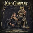 King Company CD Queen of Hearts (2018) Hard Rock / Melodic Rock